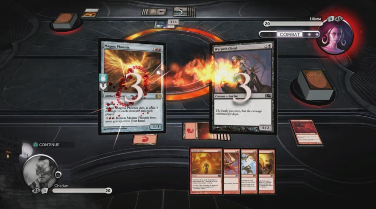 Magic: The Gathering: Duels of the Planeswalkers 2013 Xbox 360