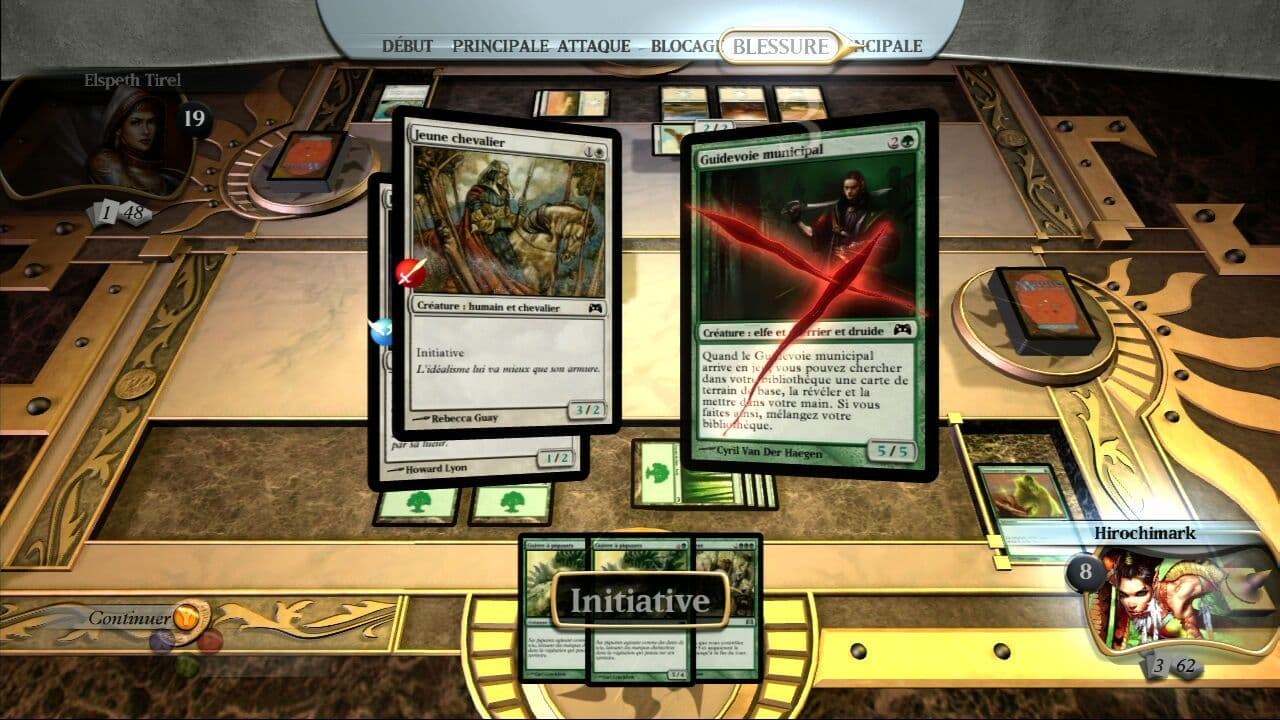 Magic the Gathering: Duels of the Planeswalkers Xbox