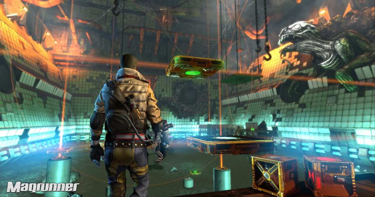 Magrunner Dark Pulse Xbox
