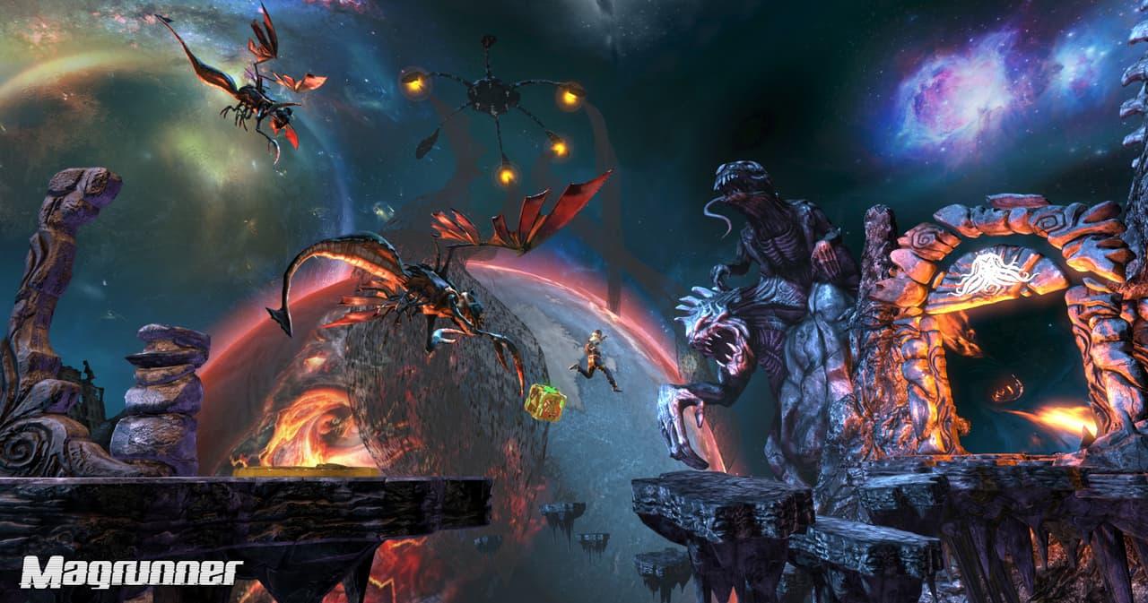Xbox 360 Magrunner Dark Pulse