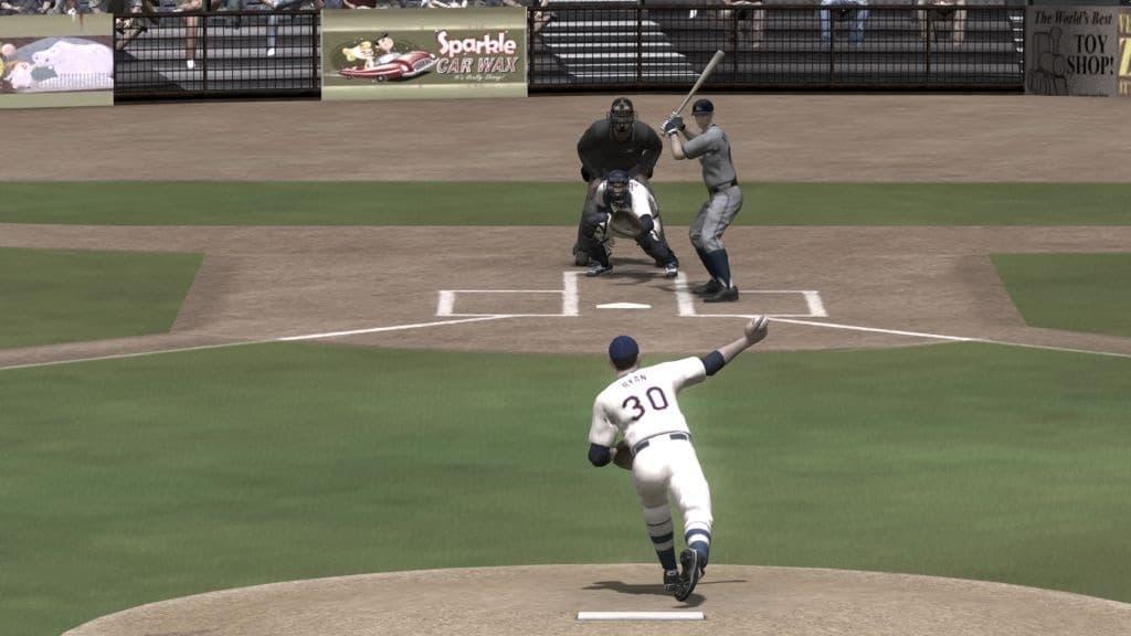 Major League Baseball 2K8 Xbox 360