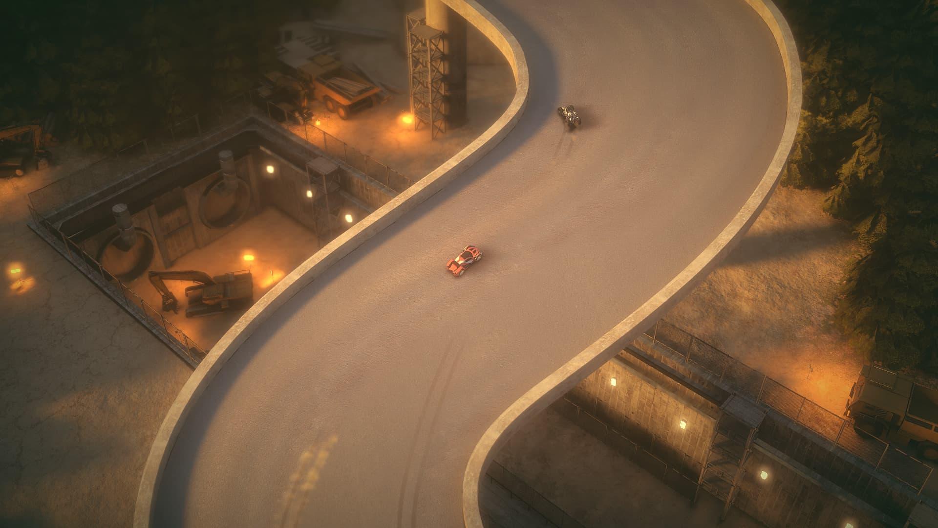 Xbox One Mantis Burn Racing