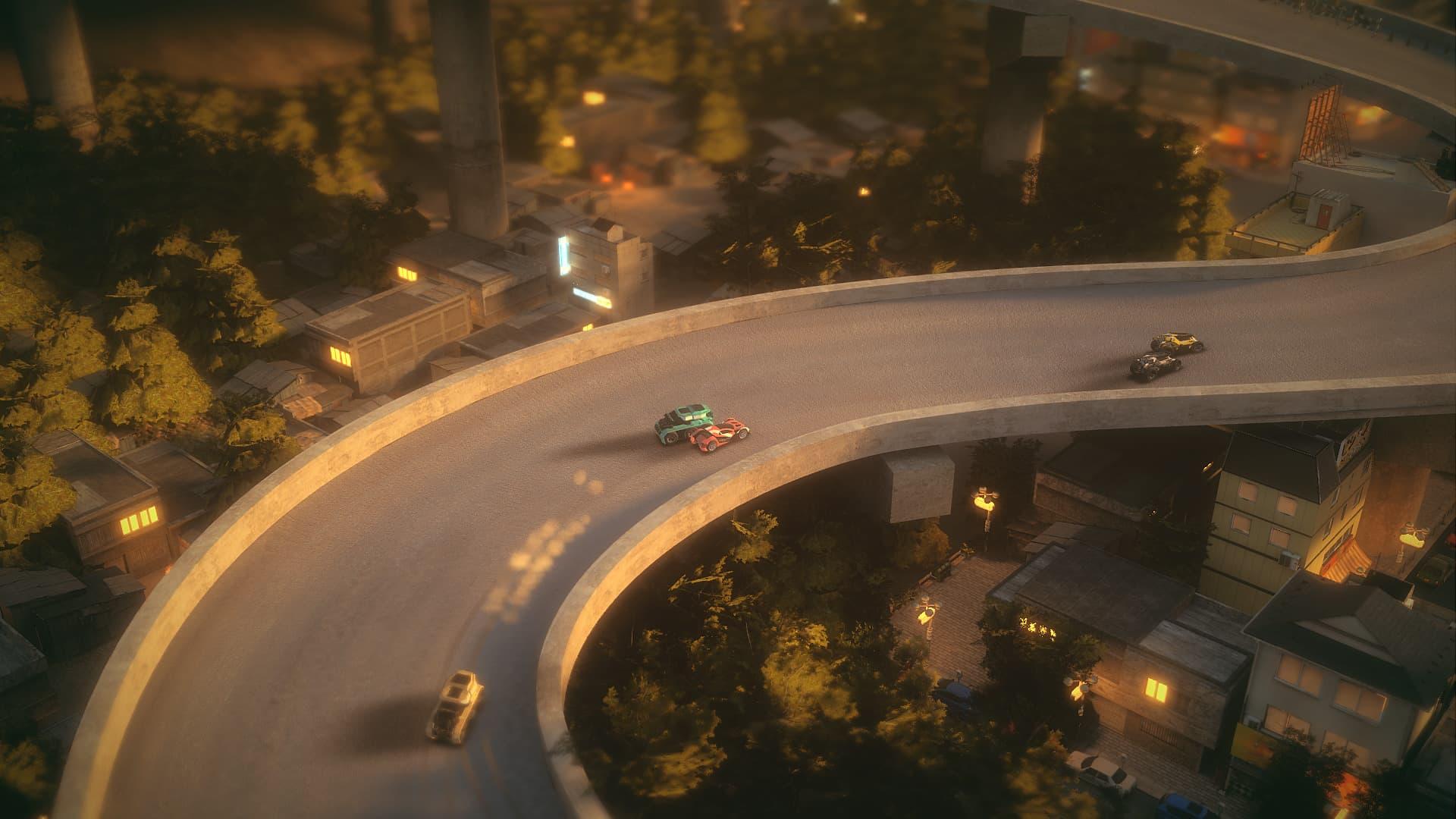 Mantis Burn Racing Xbox One
