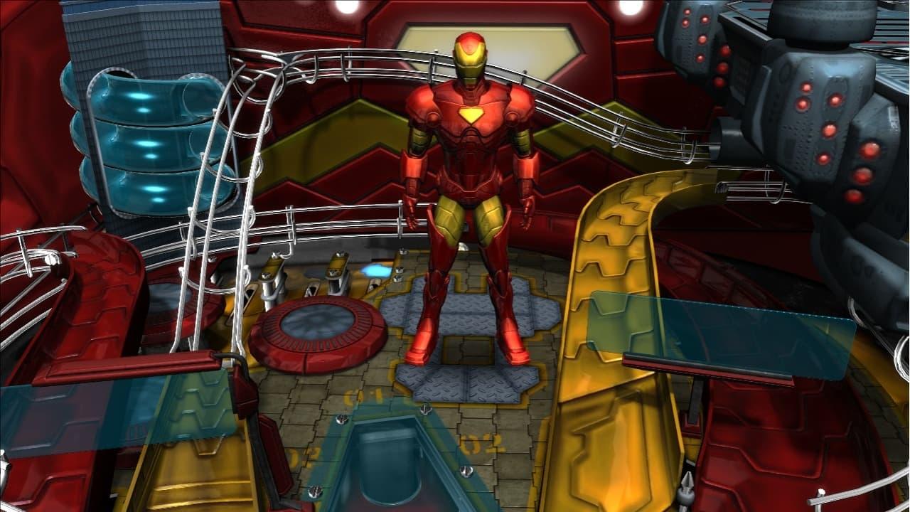 Marvel Pinball Xbox