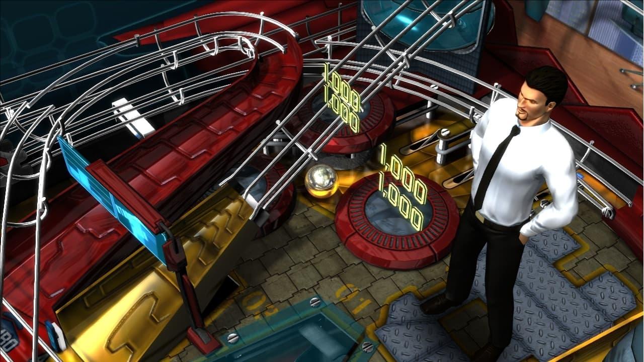 Marvel Pinball Xbox 360