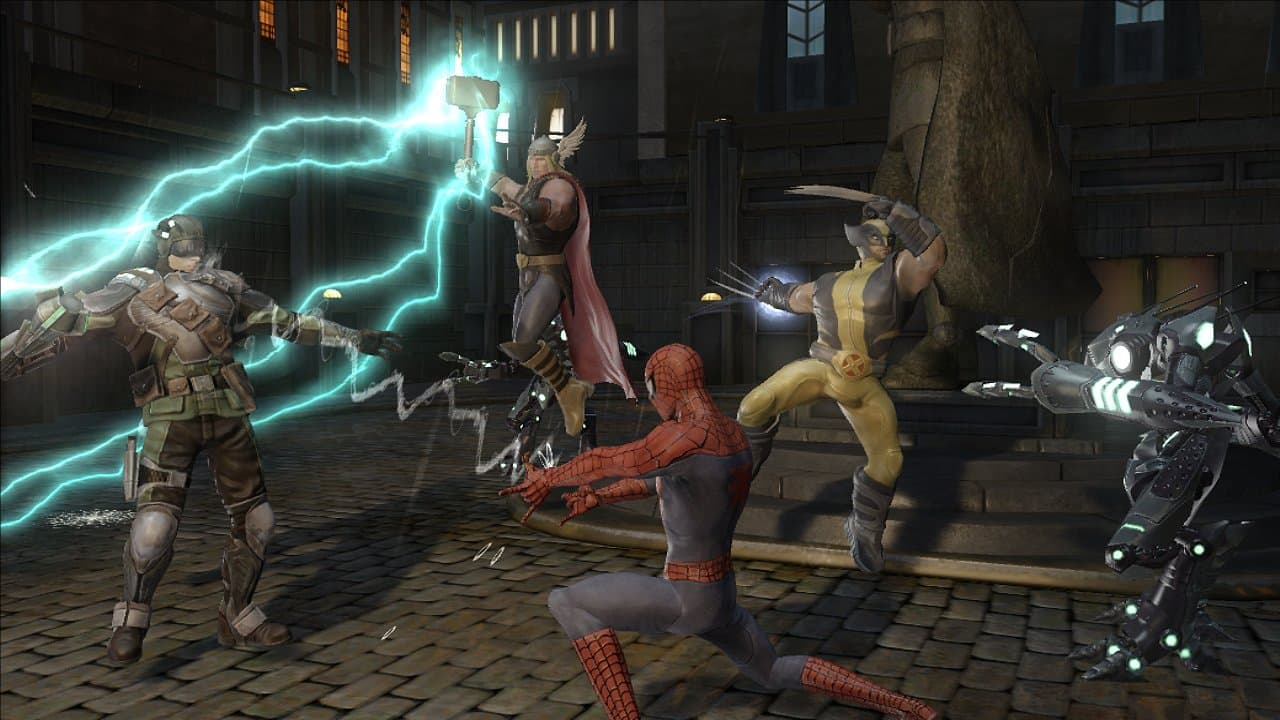 Marvel Ultimate Alliance 2 Xbox One