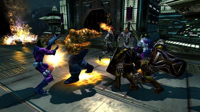 Xbox 360 Marvel Ultimate Alliance