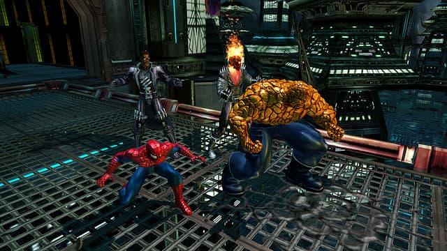 Marvel Ultimate Alliance - Image n°6