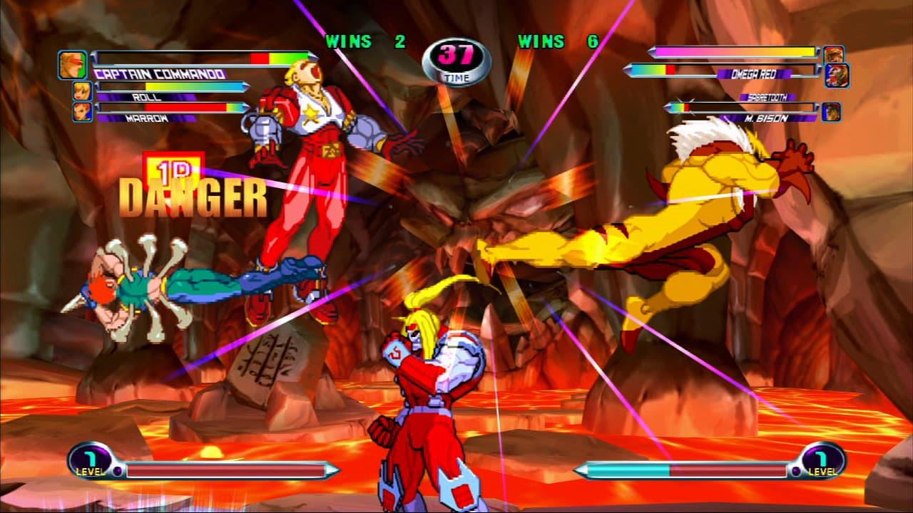 Marvel vs Capcom 2 - Image n°8