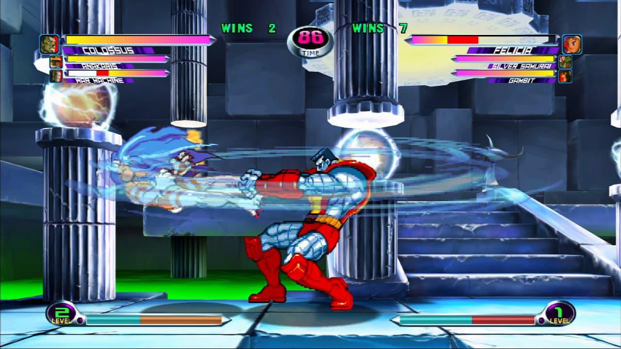 Marvel vs Capcom 2 - Image n°7