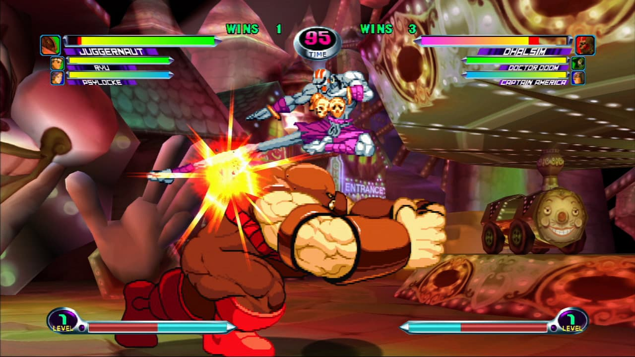 Marvel vs Capcom 2 - Image n°6