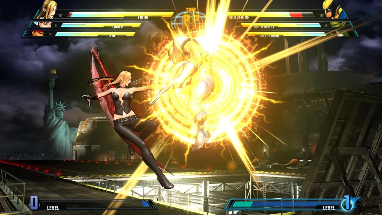 Marvel vs. Capcom 3: Fate of Two Worlds Xbox