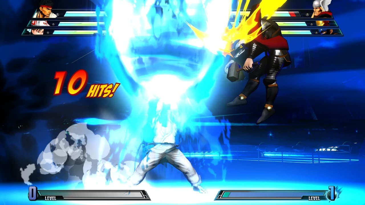 Marvel vs. Capcom 3: Fate of Two Worlds - Image n°6