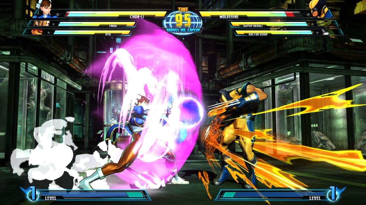 Marvel vs. Capcom 3: Fate of Two Worlds Xbox One