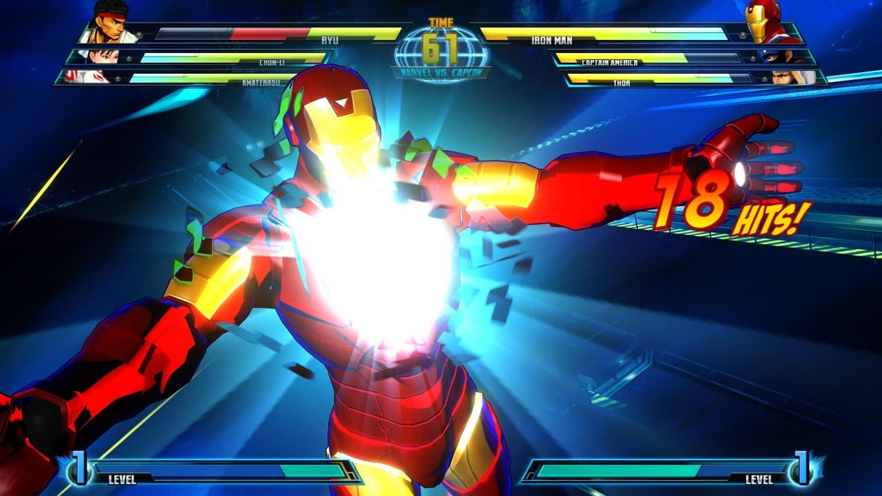 Marvel vs. Capcom 3: Fate of Two Worlds - Image n°7