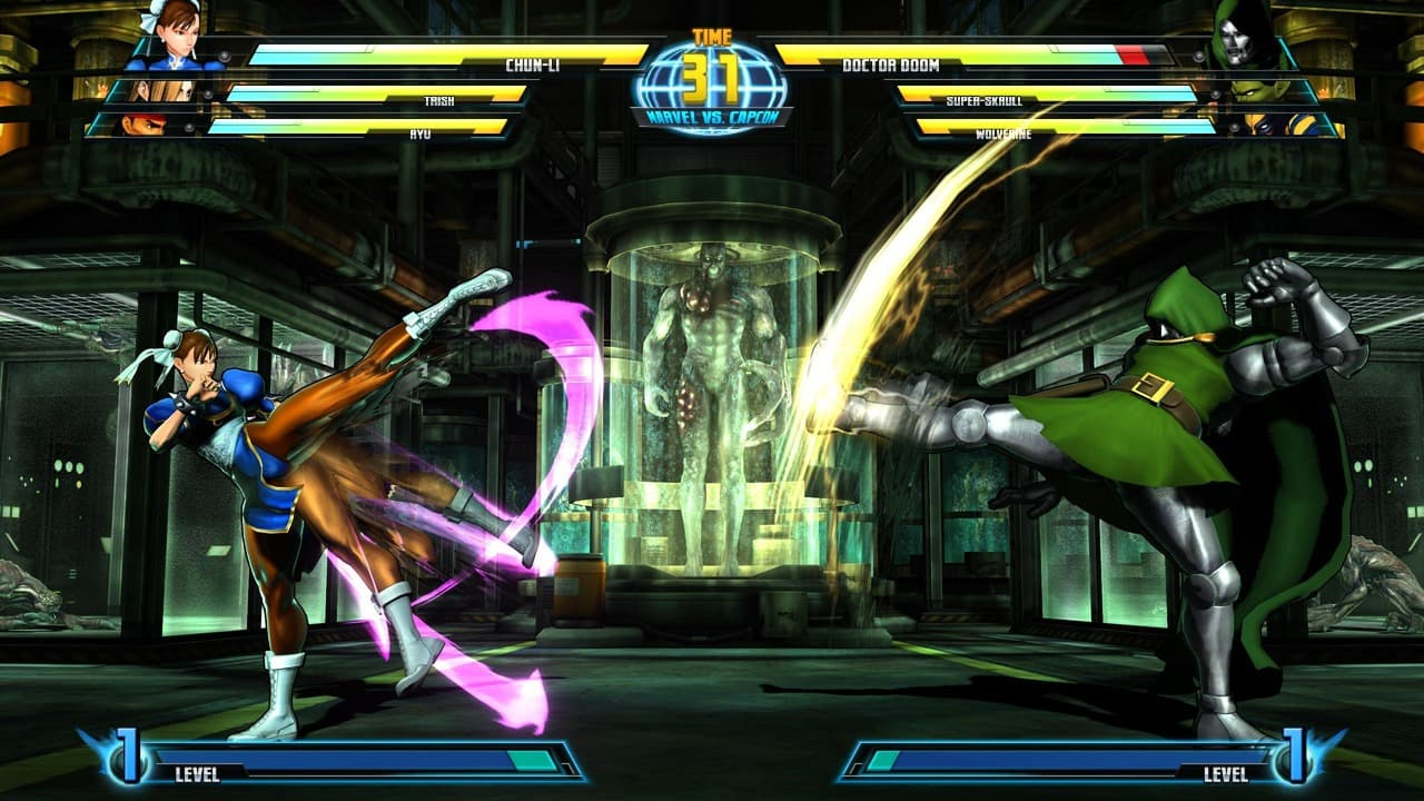Xbox One Marvel vs. Capcom 3: Fate of Two Worlds