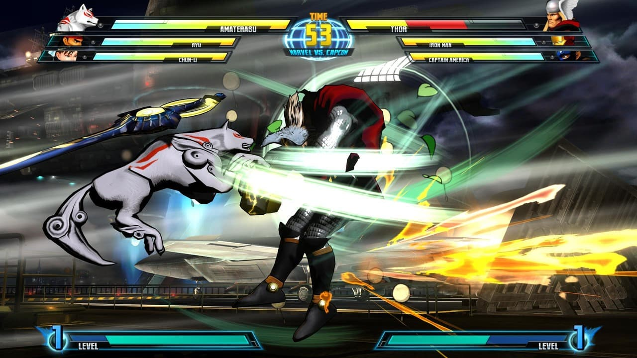 Marvel vs. Capcom 3: Fate of Two Worlds - Image n°8