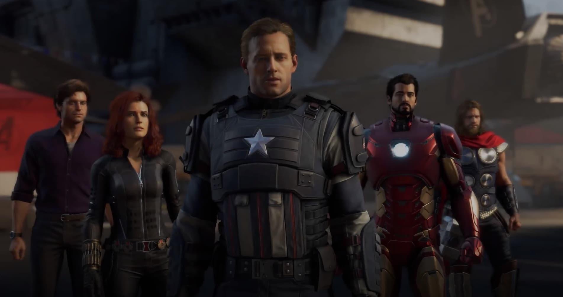 Xbox Series X & S Marvel's Avengers