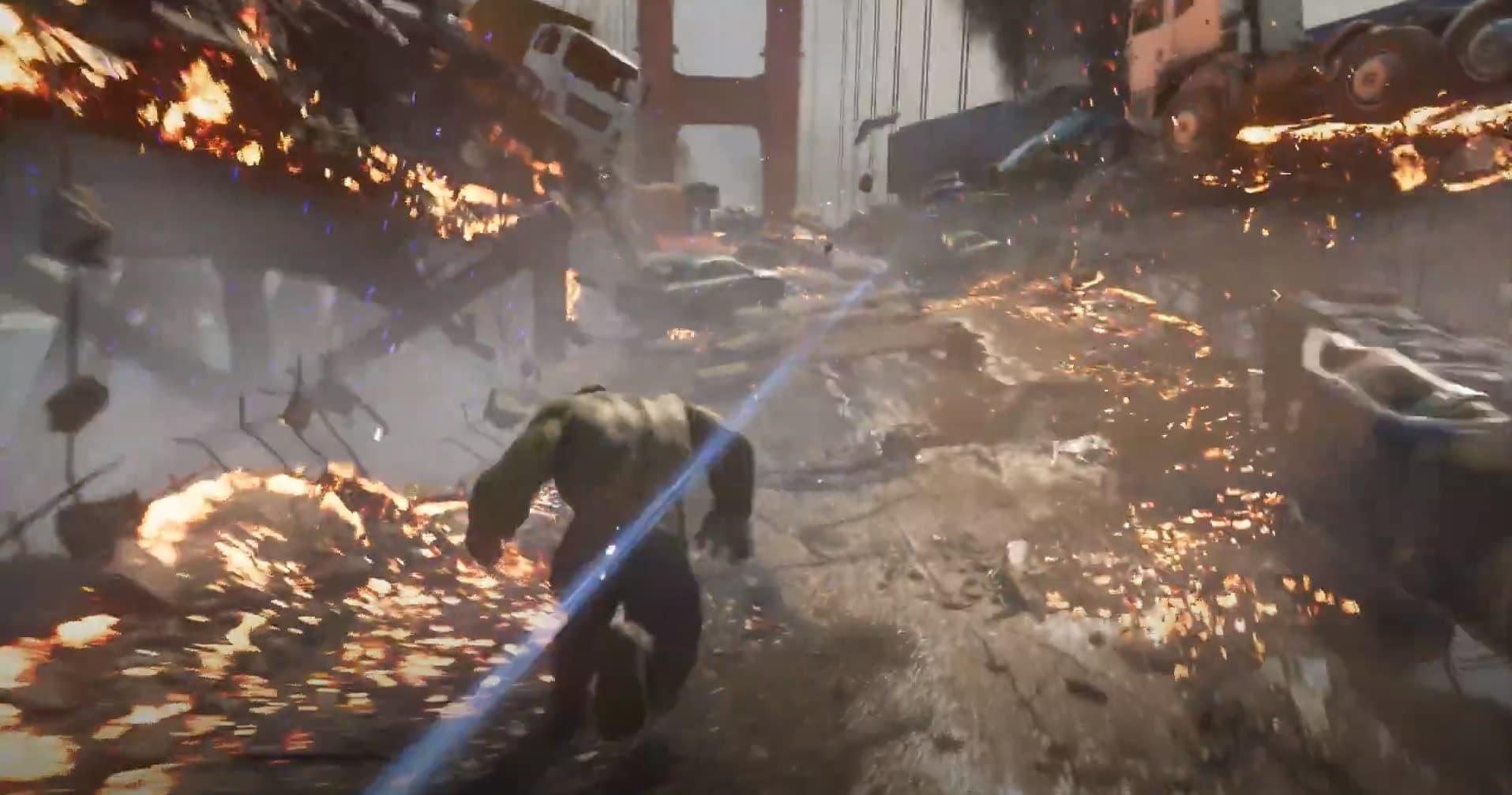 Marvel's Avengers Xbox Series X & S
