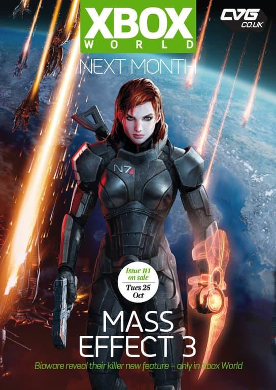 Xbox 360 Kinect Mass Effect 3