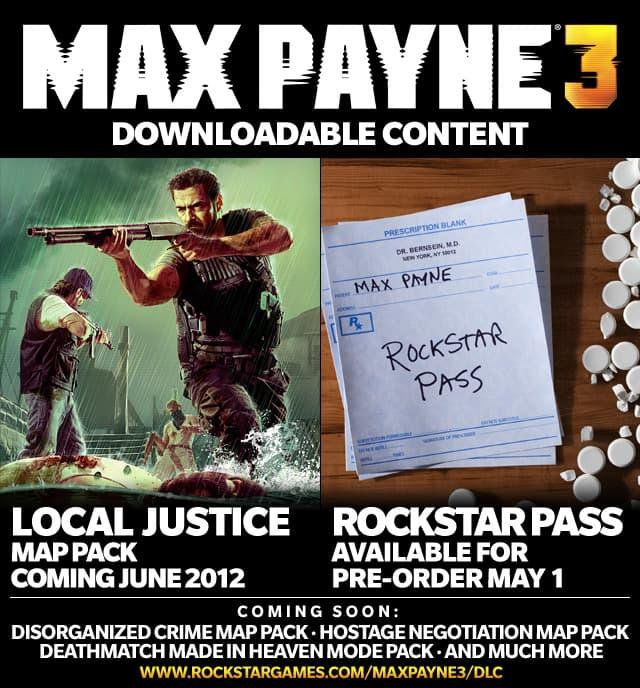 Max Payne 3 sera un jeu en kit