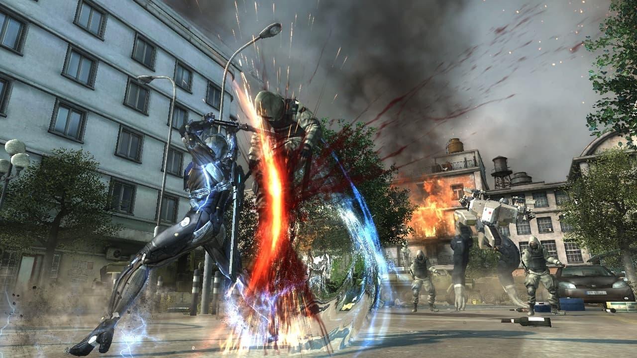 Metal Gear Rising: Revengeance - Image n°6