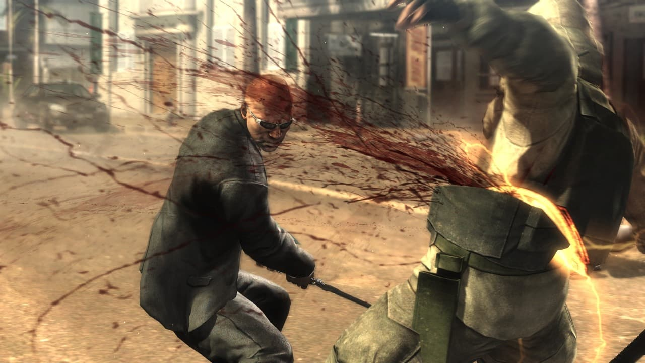 Metal Gear Rising: Revengeance - Image n°7