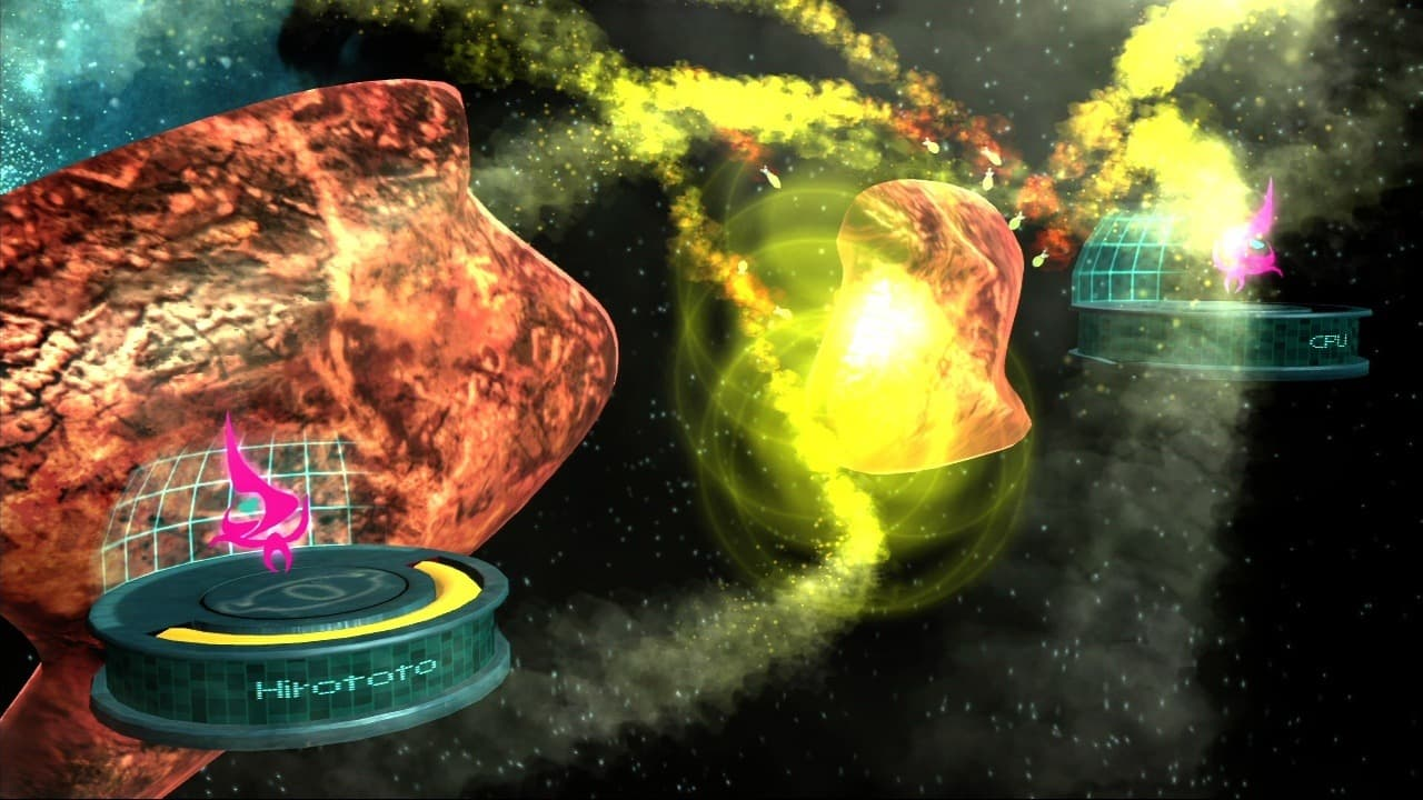 Xbox 360 Meteos Wars