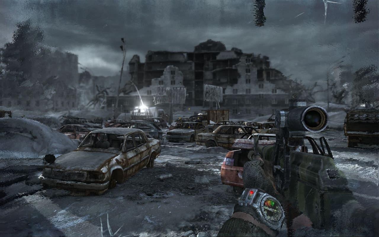 Metro 2033 Xbox