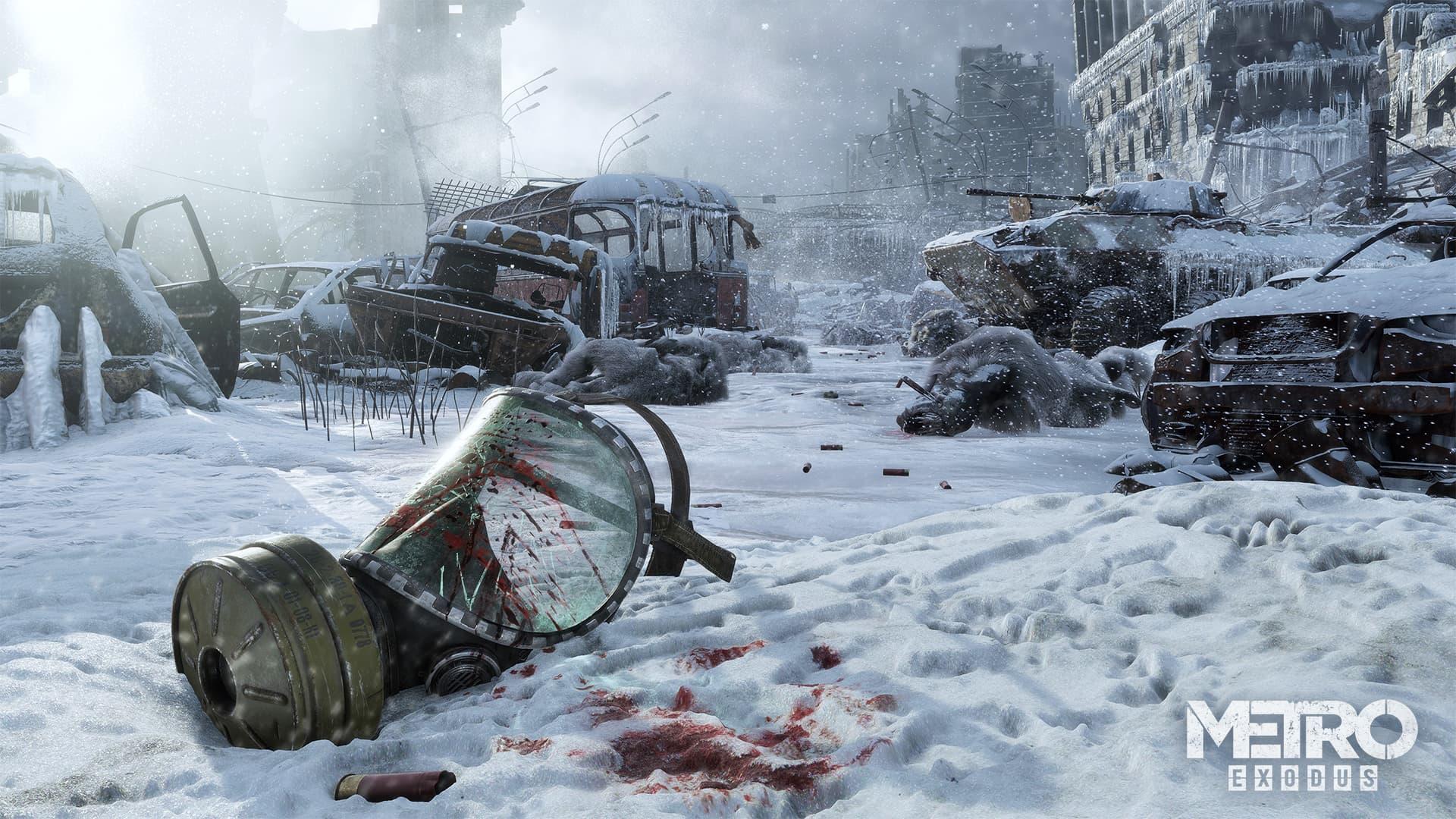 Xbox Series X & S Metro Exodus