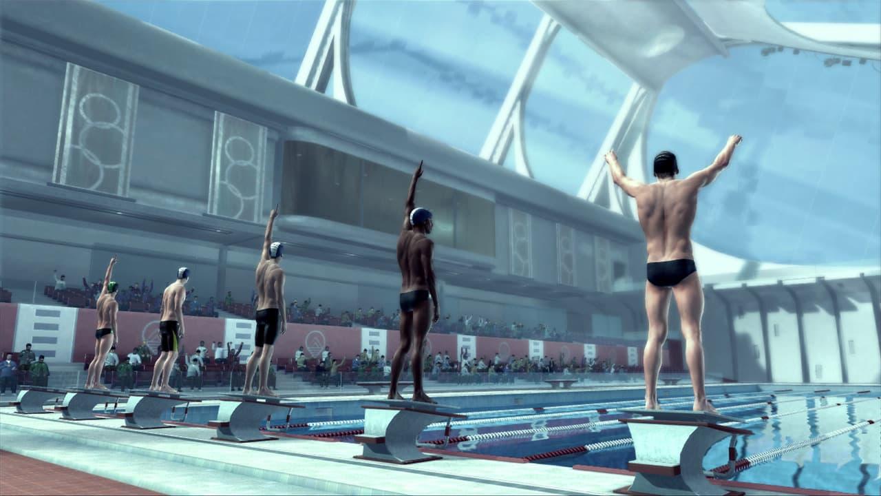 Michael Phelps: Push the Limit Xbox 360