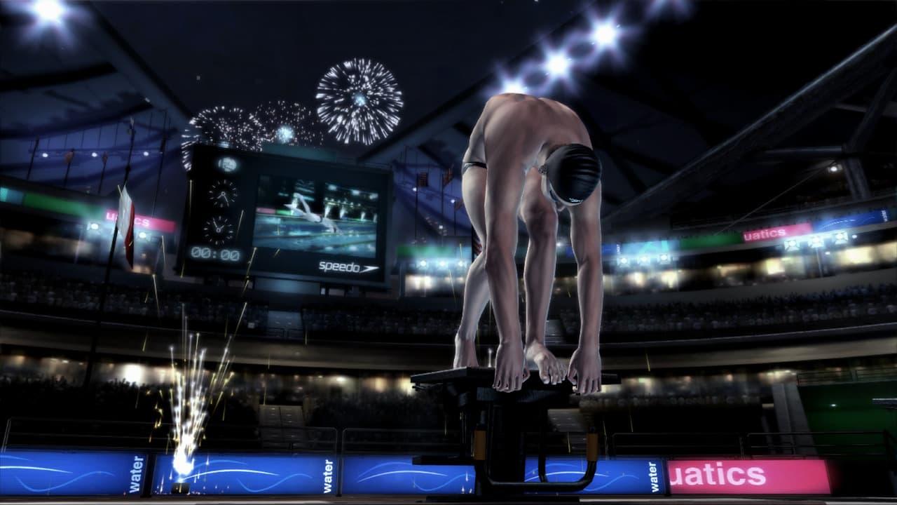 Michael Phelps: Push the Limit Xbox