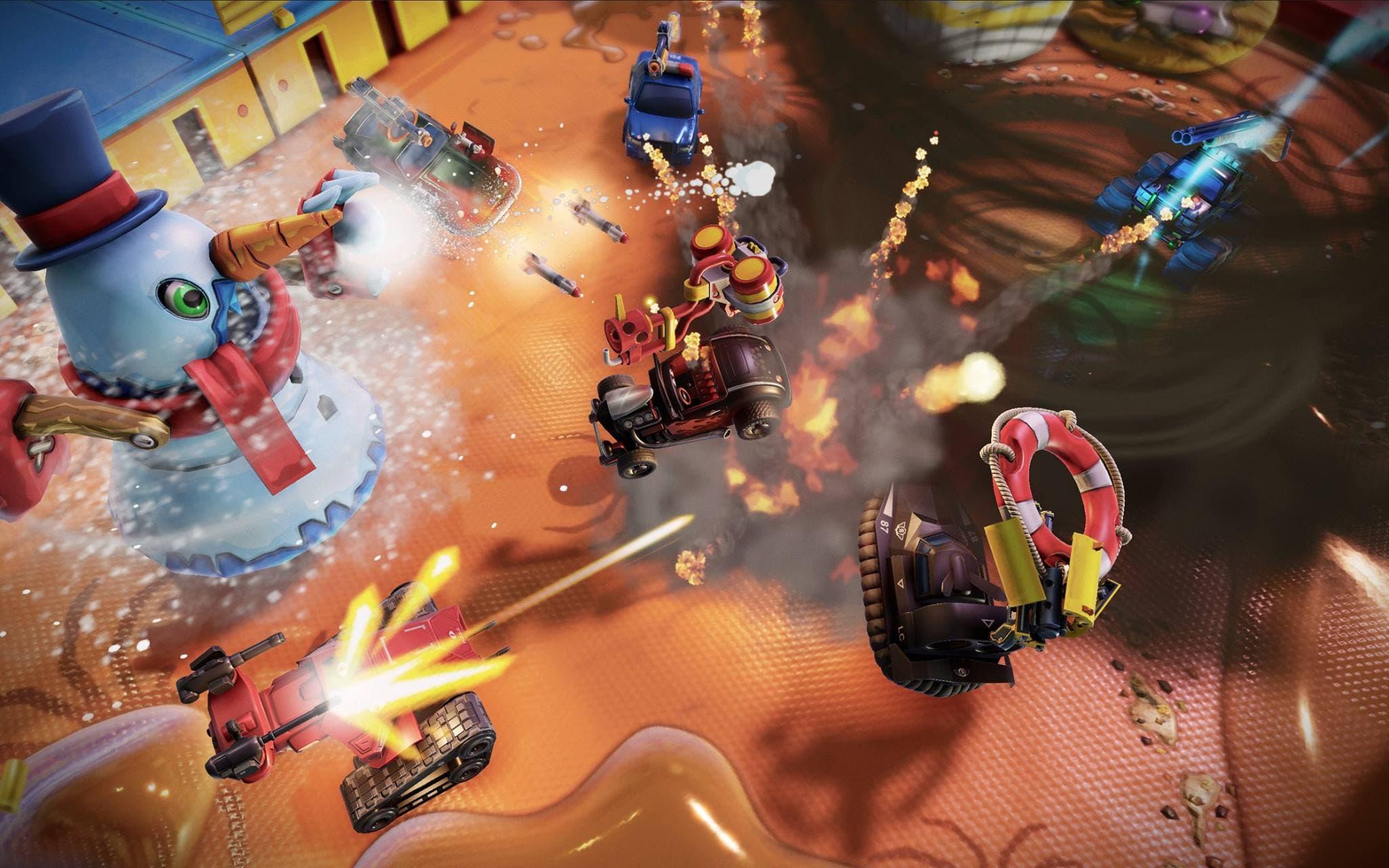Micro Machines World Series Xbox
