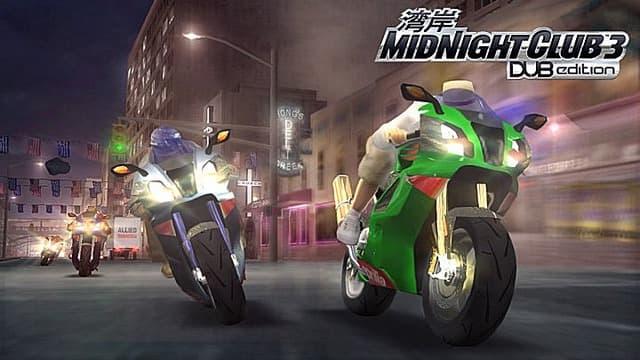 Midnight Club 3: Dub Edition Xbox