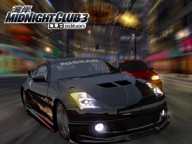 Xbox Midnight Club 3: Dub Edition