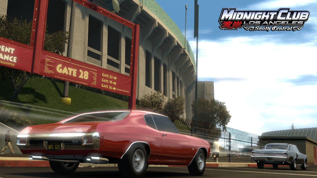 Midnight Club : Los Angeles Xbox