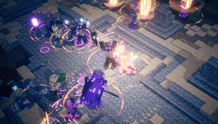 Xbox One Minecraft: Dungeons