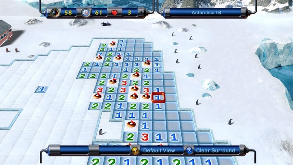Minesweeper Flags Xbox 360