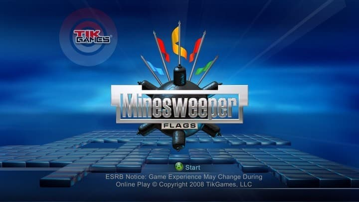 Minesweeper Flags Xbox
