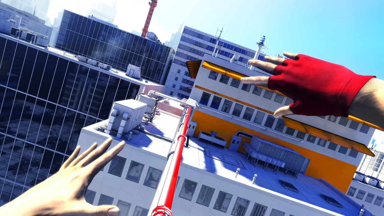 Xbox 360 Mirror's Edge 2