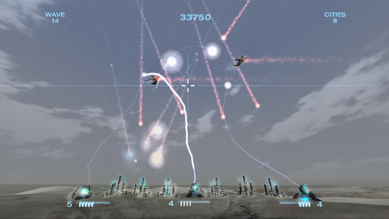 Missile Command Xbox 360