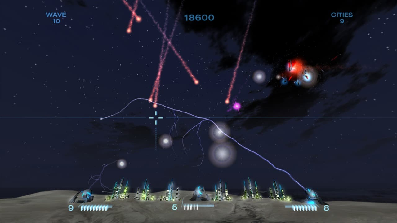 Xbox 360 Missile Command