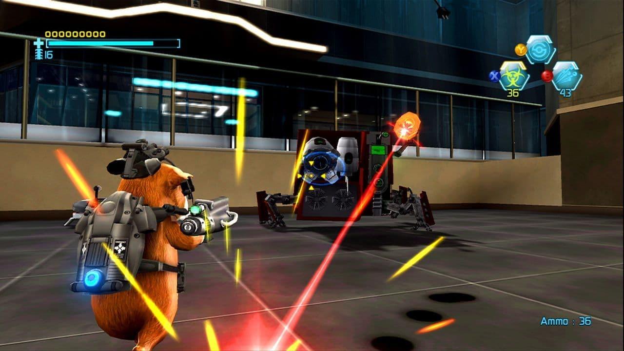 Xbox 360 Mission G