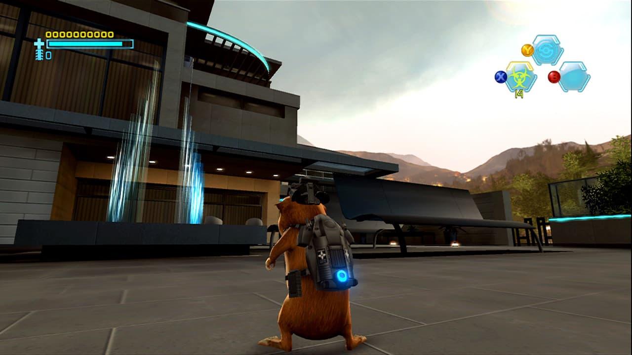 Mission G Xbox 360