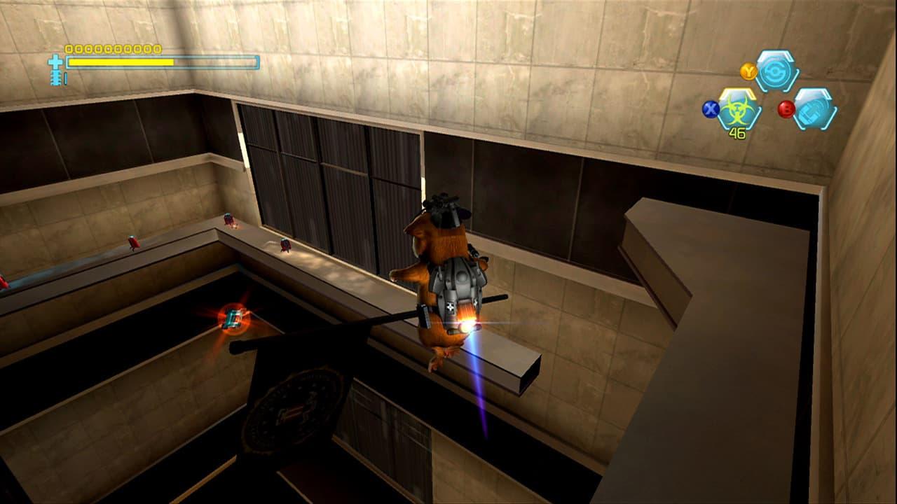 Mission G Xbox