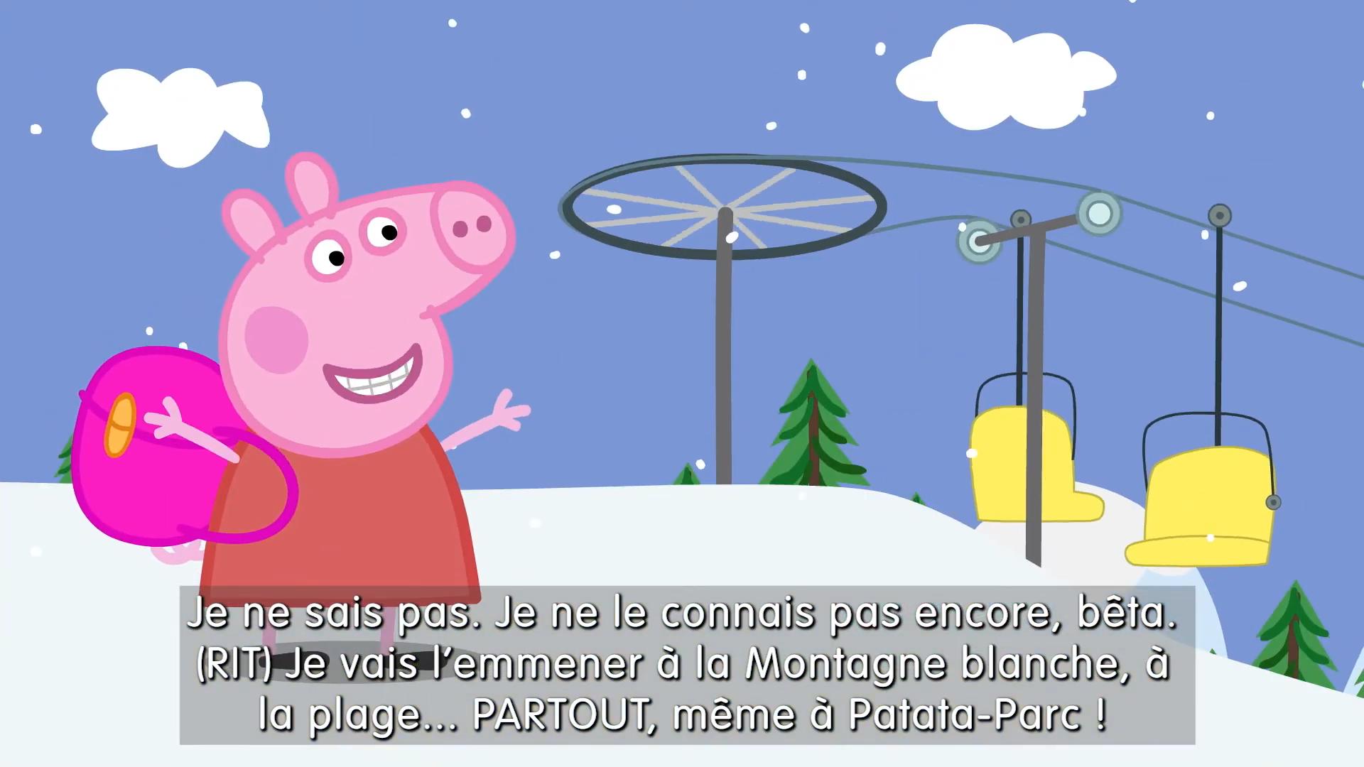 Xbox Series X & S Mon Amie Peppa Pig