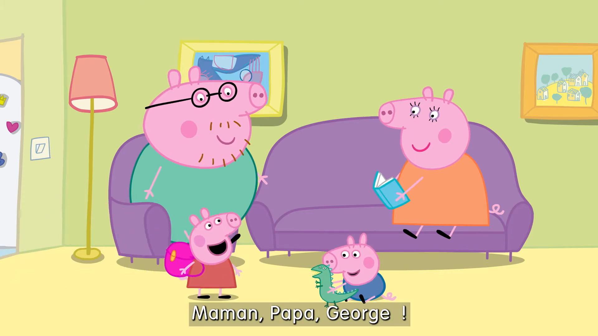 Mon Amie Peppa Pig Xbox