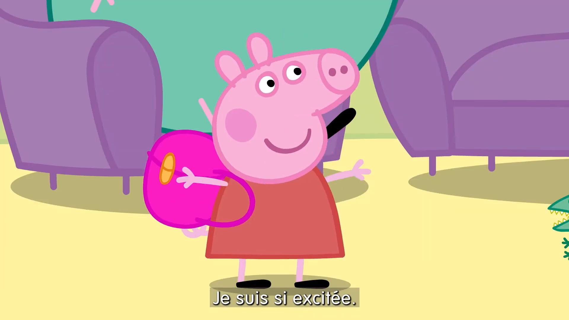 Mon Amie Peppa Pig