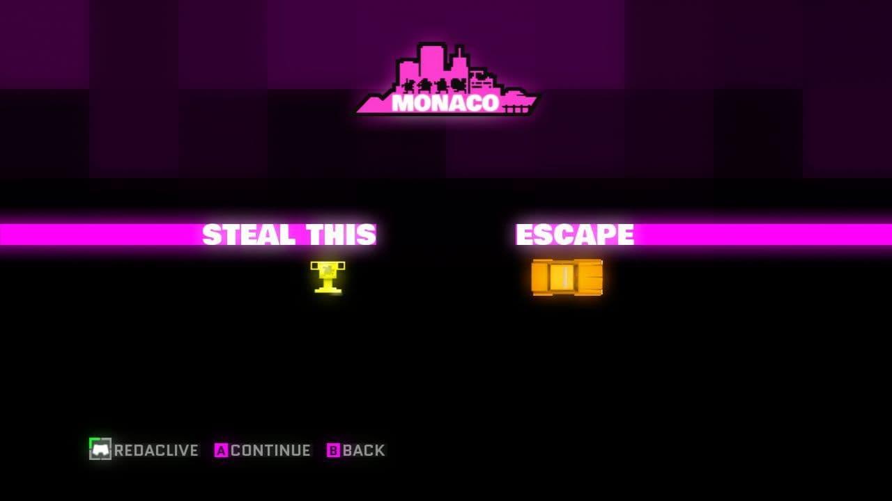 Monaco: What's Yours is Mine Xbox