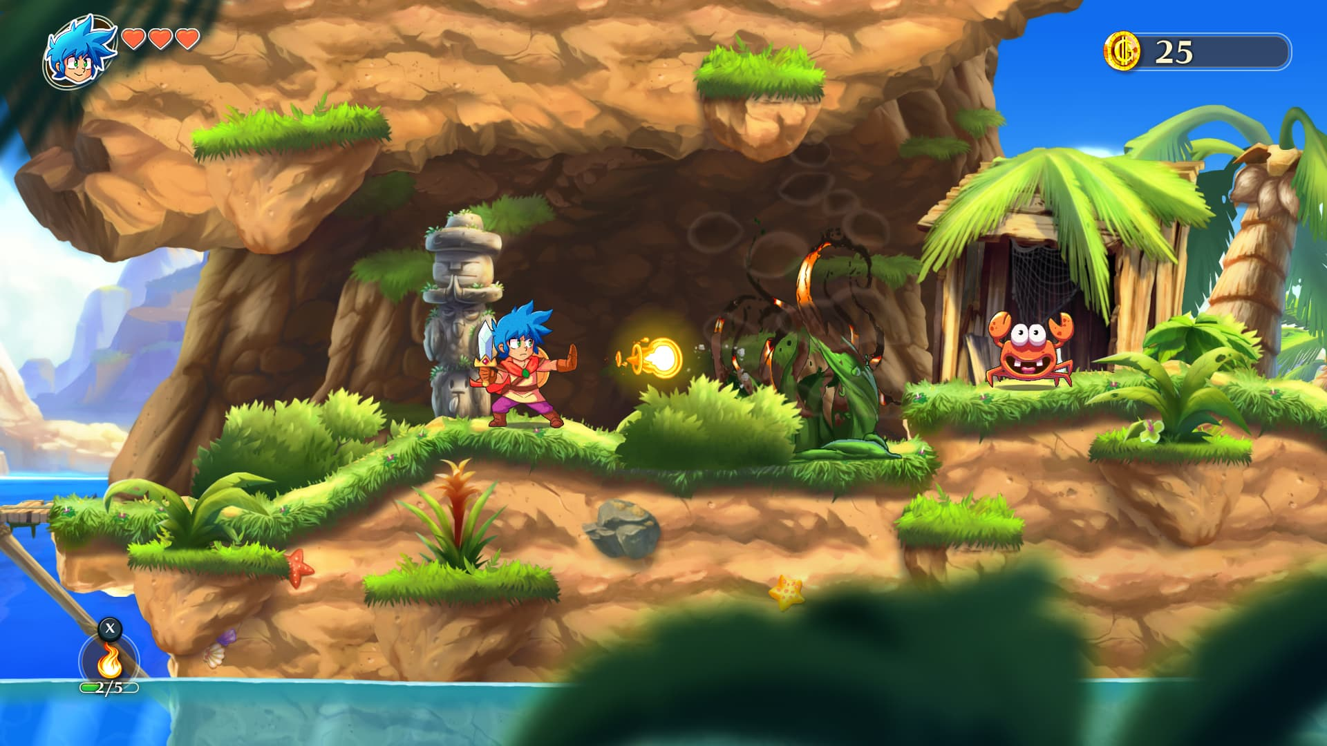 Monster Boy and the Cursed Kingdom Xbox